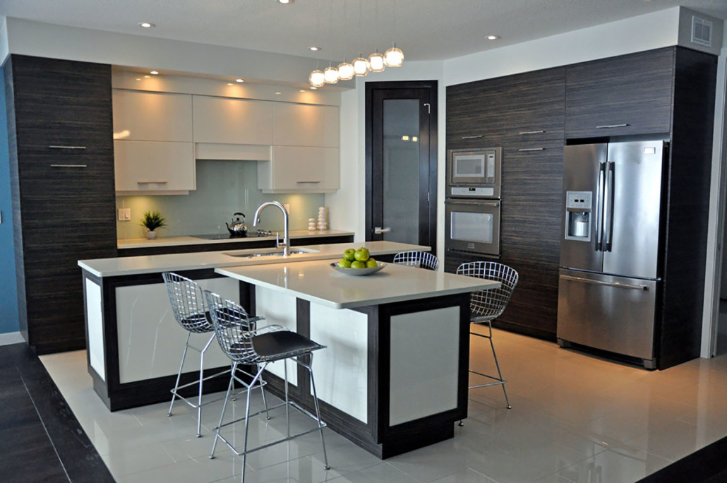 Palandri cabinets and finishing regina saskatchewan for Thermofoil cabinets